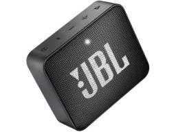 Caixa Bluetooth JBL GO2 Preto com Potência de 3W - JBL