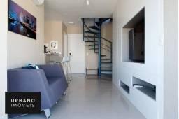 Título do anúncio: Cobertura com 1 dormitório, 94 m² - venda por R$ 1.000.000,00 ou aluguel por R$ 5.200,00/m