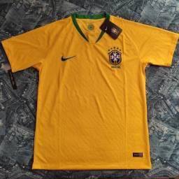 Camisa seleção brasileira 2018 oficial