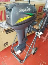Motores de popa Yamaha a pronta entrega