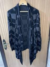 Casaco tricô feminino NOVO