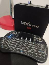 Tv box mxq pro 4k hd