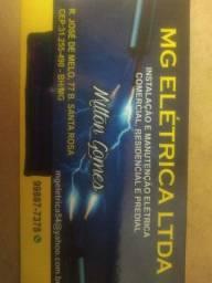 Mg elétrica ltda