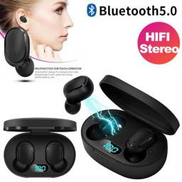 Fones de ouvido S/fio A6S excelentes