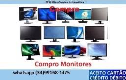 Monitores com-pro e vendas