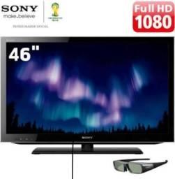 Sony Bravia 46 LED 3D HDMI