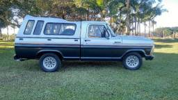 Ford F-1000 Relíquia - 1987