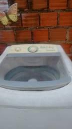 Vendo máquina de lavar seminova de 10kl consul