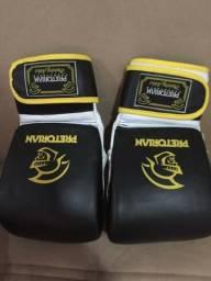 Luva Pretorian Training Series boxe mma bate saco Aceito troca em mala de mão com rodinhas
