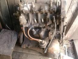 Vende -se motor de fiat