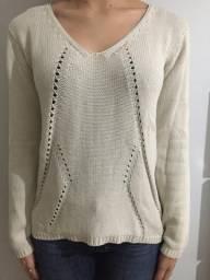 Blusa de lã M