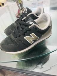 Tênis da new balance infantil