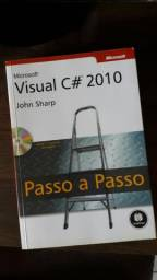 Microsoft Visual C# 2010 - Passo a Passo + CD