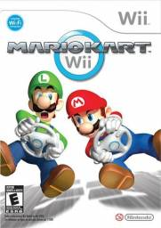 CD/DVD Jogo Mariokart Nintendo Wii Original C/ Brinde Grátis