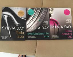 Trilogia Crossfire (Toda sua) Sylvia Day, Kit com 3 volumes