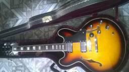 Guitarra Semiacústica Tagima Blues 3000 Sunburst - Case Original (Incluso)