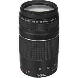 Lente Canon Ef 75-300mm (SEMI-NOVO)