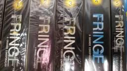 Fringe - as 5 temporadas DVD