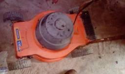 Roçadeira carrinho elétrica