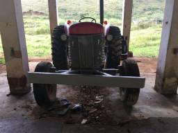 Trator Massey Fergusson 55X
