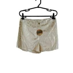 Shorts Patbo tm- 42 Feminino Seminovo com Etiqueta (Sem uso) 95ee54feeab88