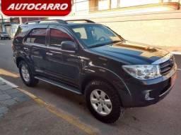 Toyota Hilux sw4 2.7 flex+7 lugar+top+automatica+novaaaaa-ano2010 - 2010