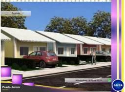 Incrivel Lançamento. Casas Lineares, Quintal, independente, 2 qtos e garagem
