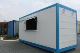 Lanchonete Container Reefer por R$ 12.990,00