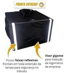 Ccv MOchila Mochilete Bolsa Bag Motoboy Pizza Lanches Marmitex GuerreiroOnline