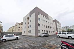 Apartamento com 3 dormitórios à venda por r$ 185.000,00 - pinheirinho - curitiba/pr
