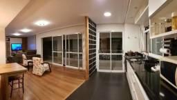 Apartamento Condomínio Ekobé - 3 suítes - varanda gourmet - armários planejados