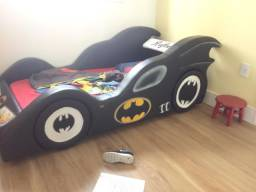 Cama infantil Carro do Batman