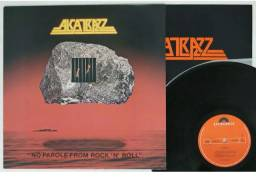 Alcatrazz - No Parole from Rock n Roll - LP - Vinil - Malmsteen - Rainbow