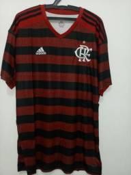 Camisa Flamengo 2019 Adidas