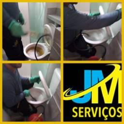Desentupidora JM serviços