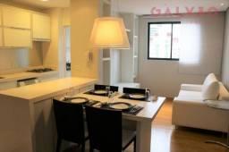 Apartamento à venda com 2 dormitórios em Água verde, Curitiba cod:AP37546