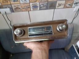 Radio antigo Maverick Corcel Fhilco Ford