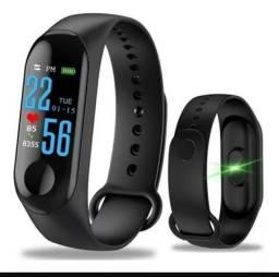 Pulseira relógio Smartband M3 - Produto Novo