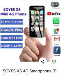 Celular mini Soyes Novo na caixa