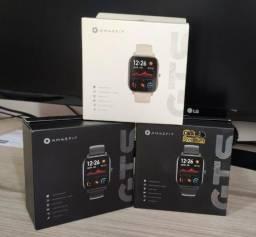 Amazfit GTS Global - 5 Brindes - Corre !! Poucas peças - Apple Watch da Xiaomi