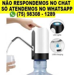 Dispenser bomba de água Mineral Automática recarregável