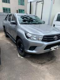 Toyota Hillux STD CD 2.8 4x4 Diesel 2017 - 2017