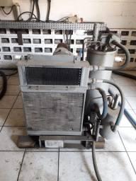 Compressor Estacionário Atlas Copco GA11 25CV Revisado - #6920