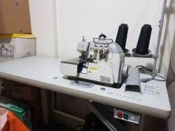 Máquina de Costura Overlock Singer Direct Drive Bivolt - 3 Fios<br><br>