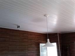Instalação de forro em pvc 11,00 ó m²