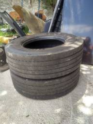 Vendo 4 pneus 235 17,5 para 3/4