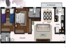 Apartamento à venda com 2 dormitórios em Santo agostinho, Belo horizonte cod:19007