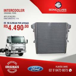 Intercooler original ford cargo