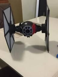 Nave espacial Star Wars Tie fighter comprar usado  Brasília