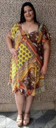 Vestido Program- Plus Size